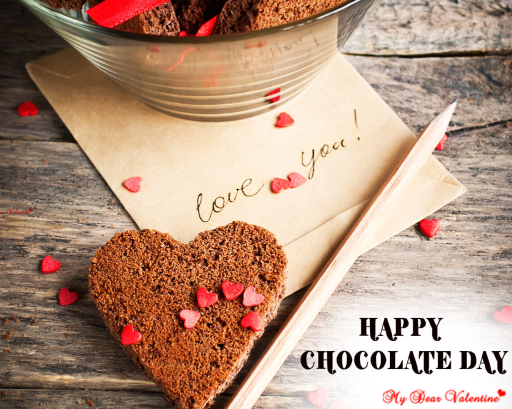 50 Happy Chocolate Day Pictures Wallpapers for Lover Special 1024x819