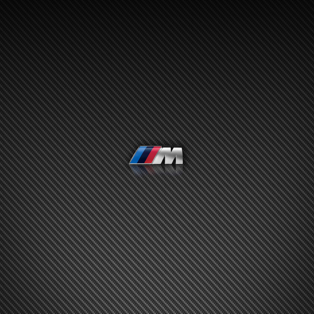 Carbon Fiber BMW M and Mercedes AMG Wallpapers for iPhone 1000x1000