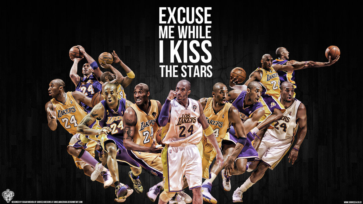 Kobe Bryant Widescreen Wallpaper Big Fan of NBA   Daily Update 1191x670