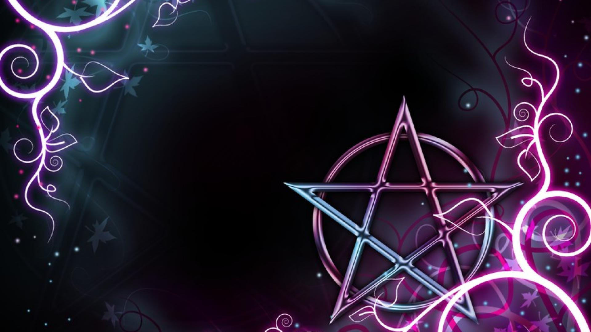 Pentagram wallpaper 132101 1920x1080