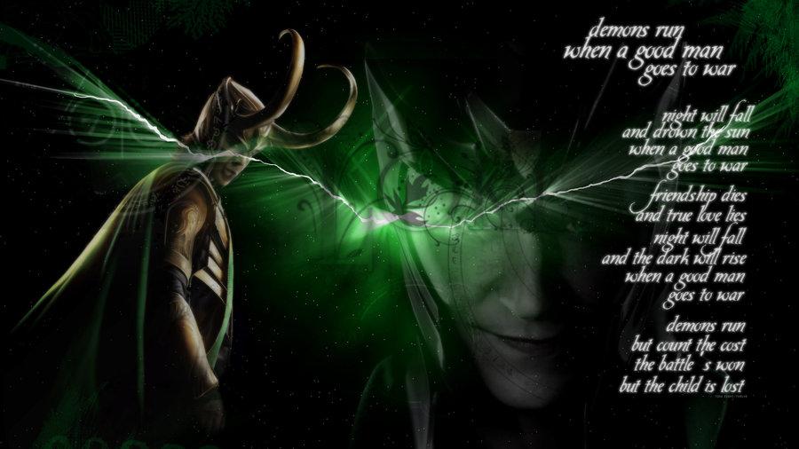 Loki Wallpaper by Tirassi 900x506