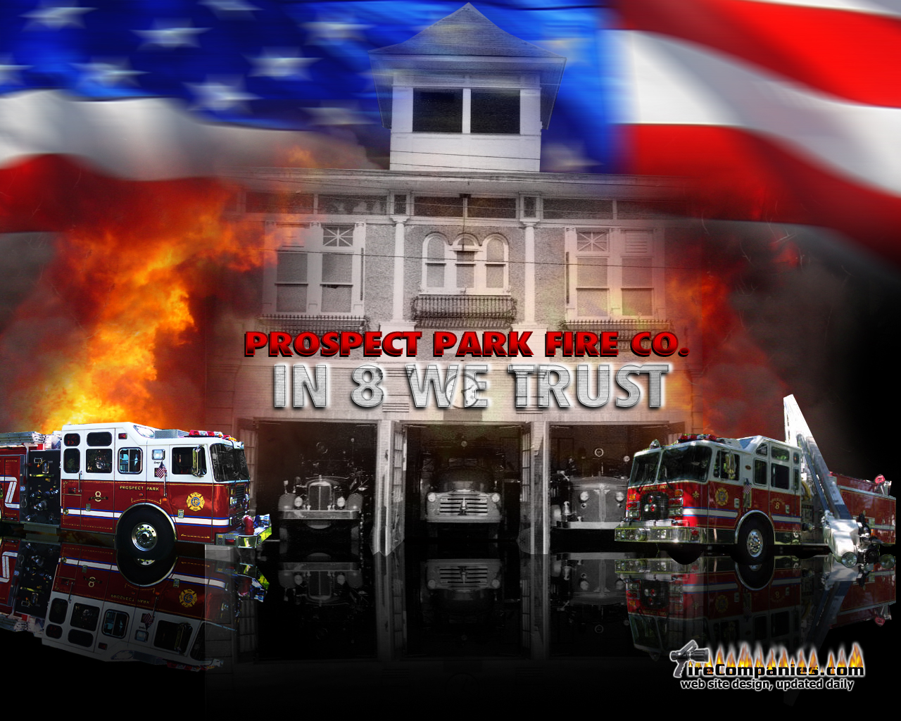 Welcome to Prospect Park Fire Co 1280x1024