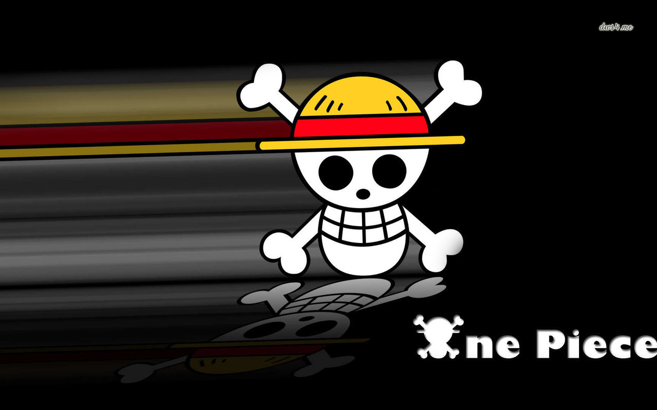 One Piece Logo wallpaper   Anime wallpapers   6070 1280x800