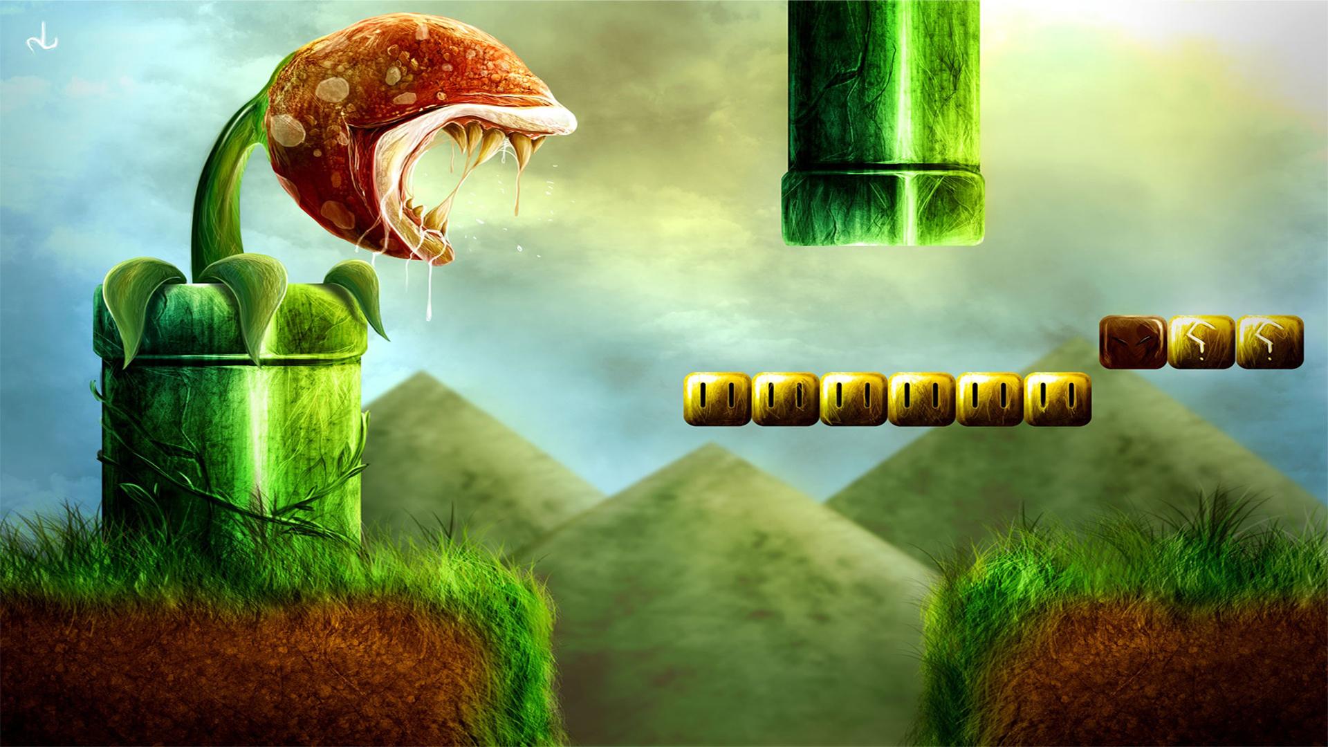 Video Game Desktop Backgrounds