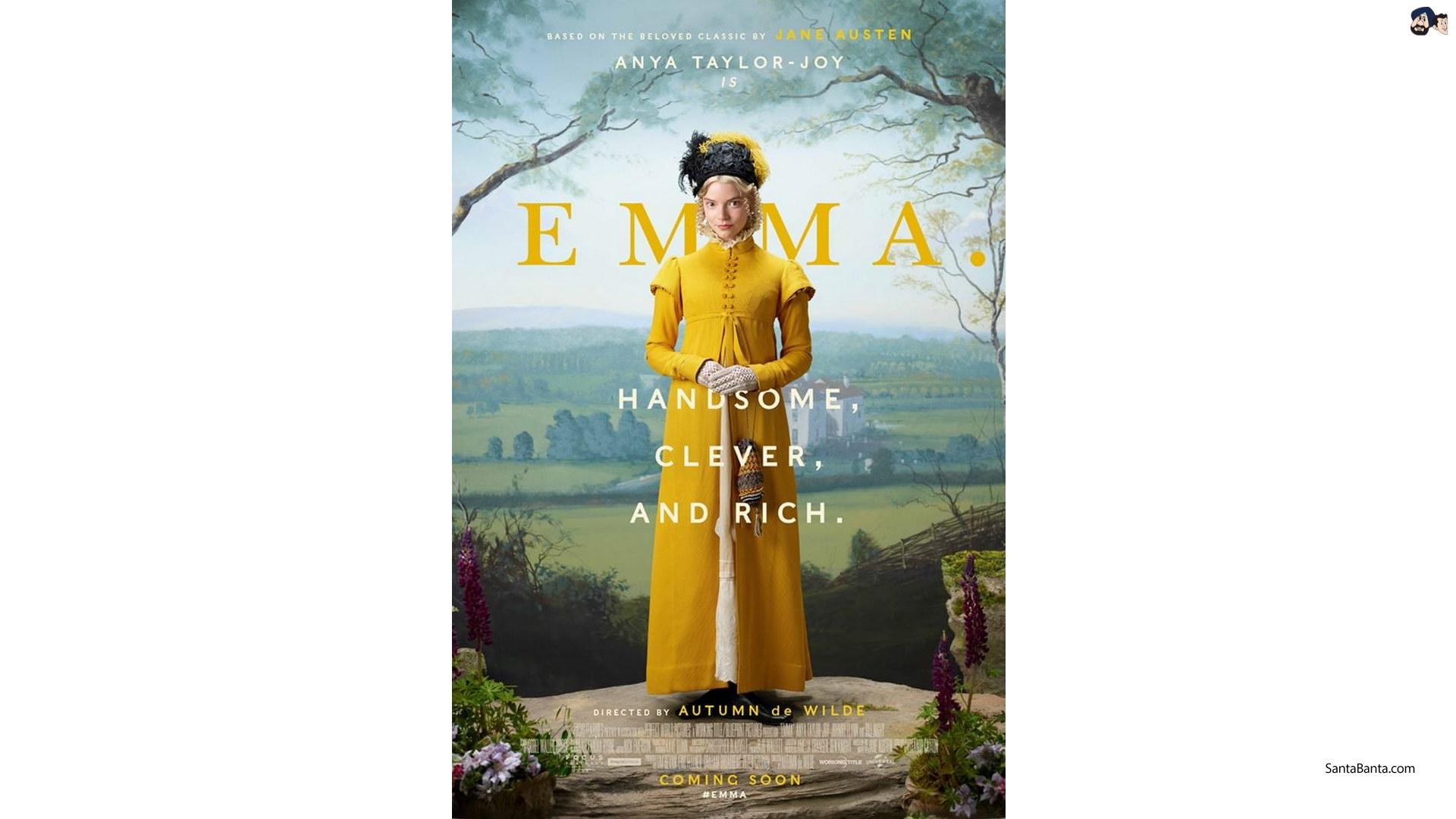 Emma Movie Wallpaper 1 1920x1080