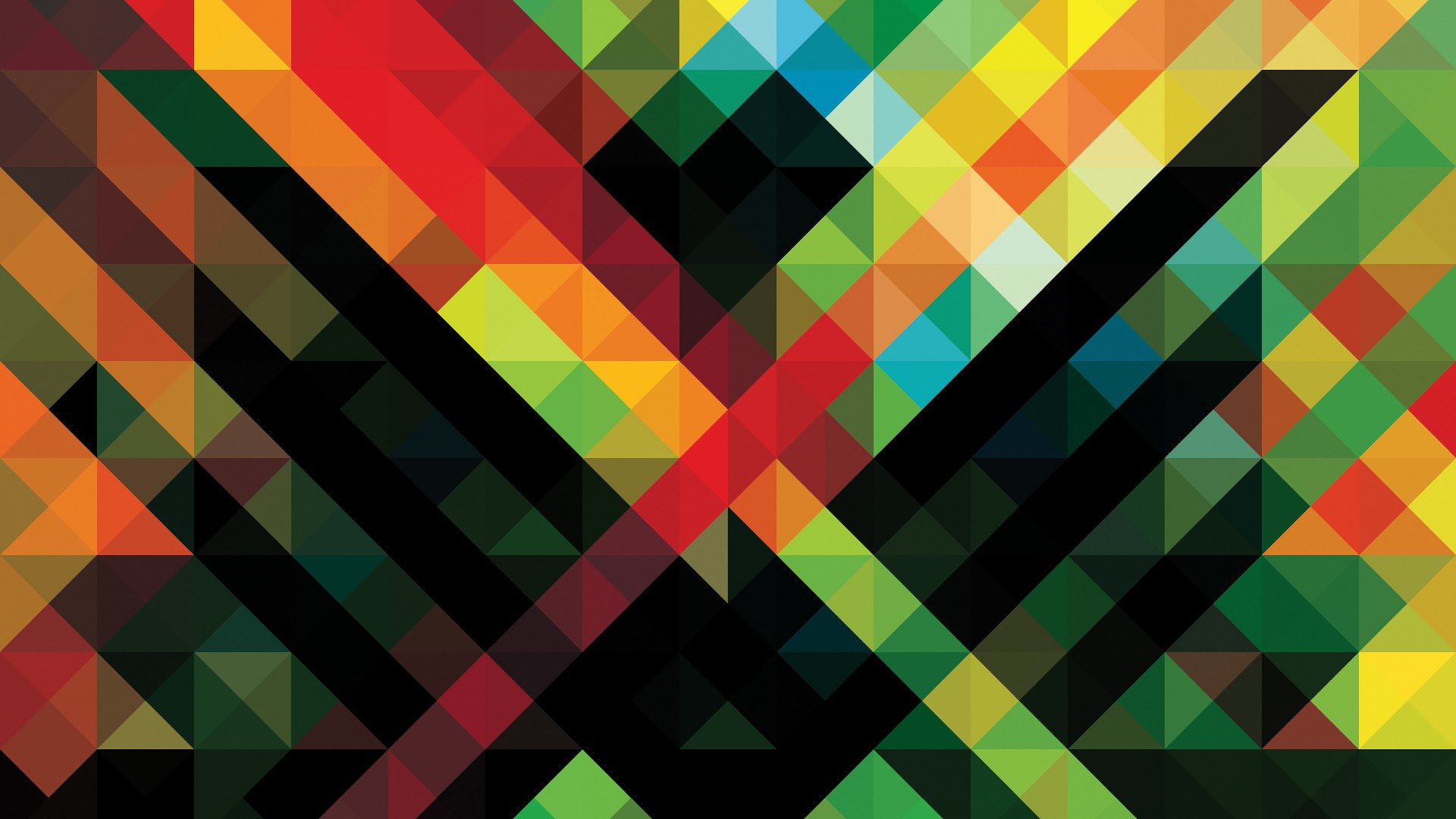 1920x1080 Abstract Colorful Pattern desktop PC and Mac wallpaper 1920x1080