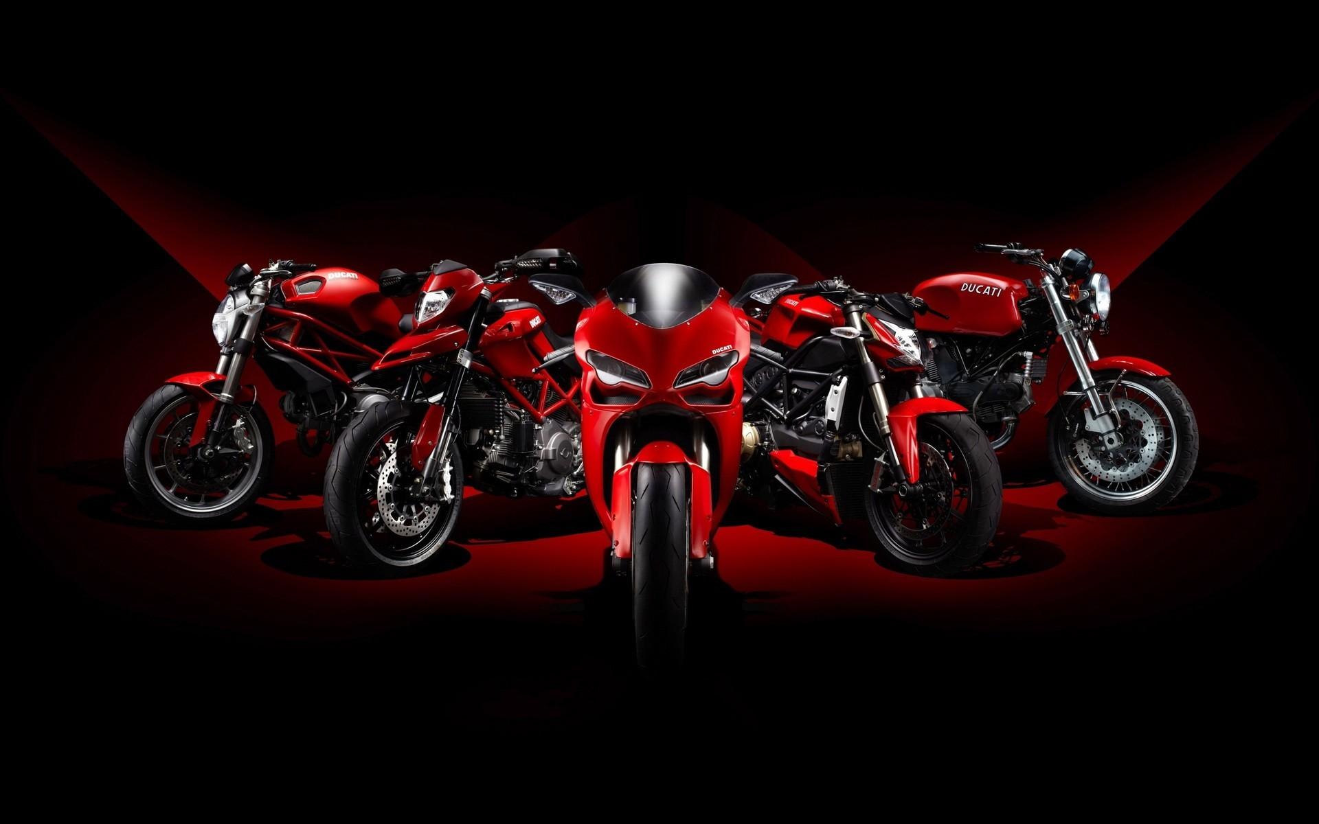 Ducati bikes wallpaper 4090 1920x1200