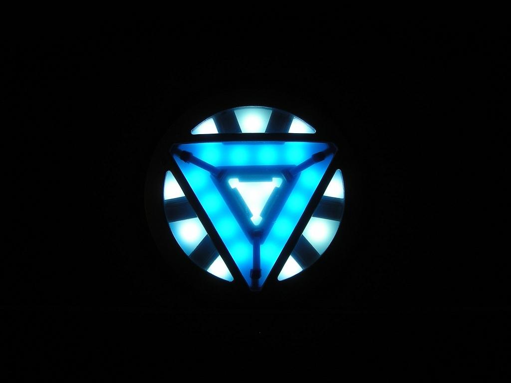 Custom Logo Custom Iron Man Logo 1024x768