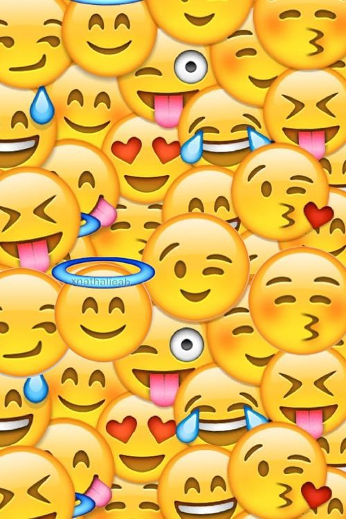 Emoji Wallpaper   image 3261187 by violanta on Favimcom 500x750