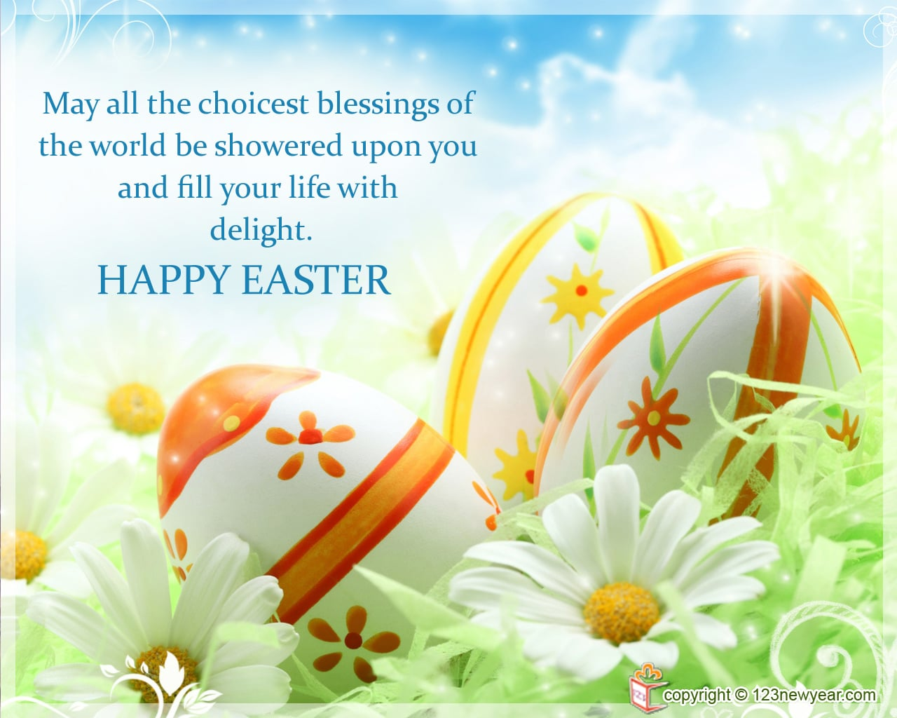 Happy Easter Day 2018 Messages Wishes Status Images 1280x1024