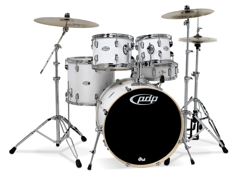 PDP Kits   Pacific Drums and Percussion Mainstage Series   Gloss 800x594