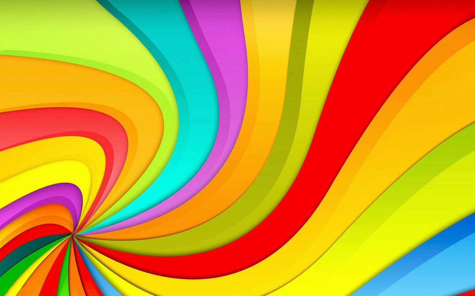 wallpapers Colorful Swirls Wallpapers 1600x1000