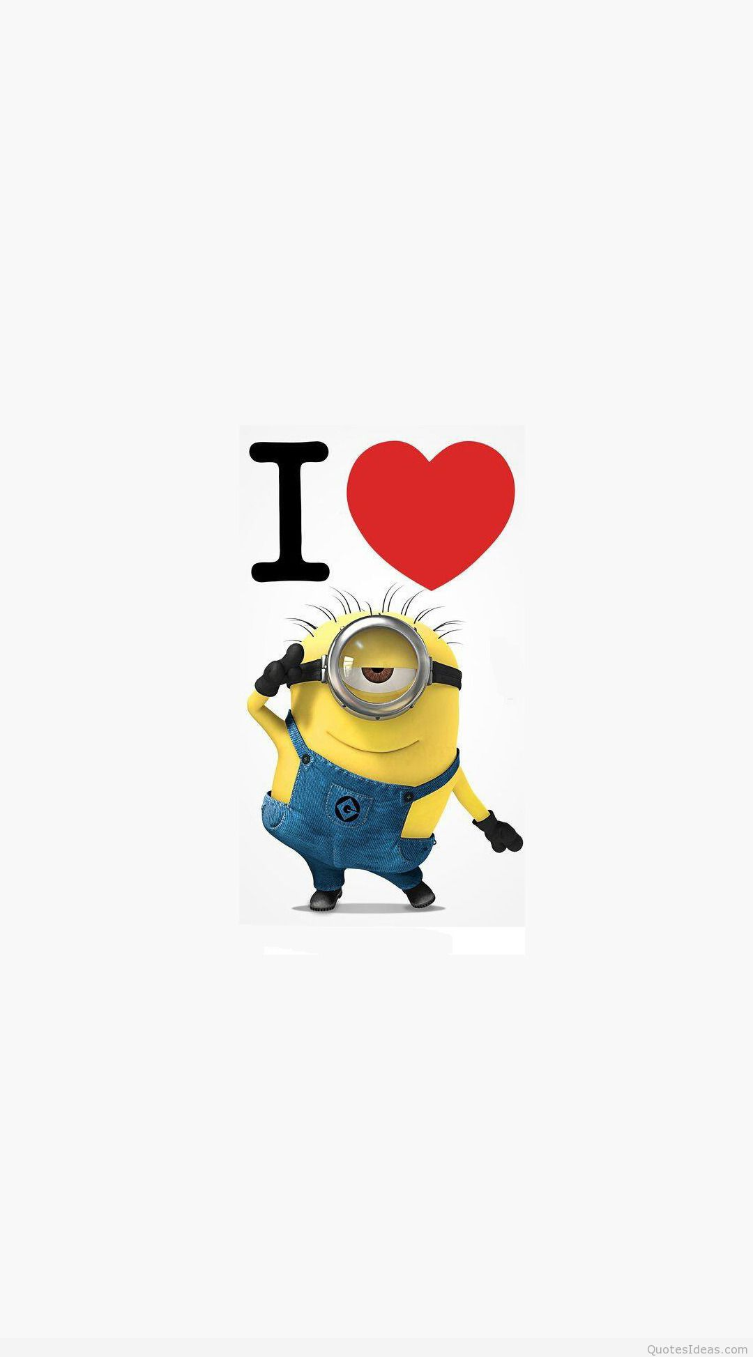 Funny mobile iphone minions wallpapers backgrounds 1080x1947