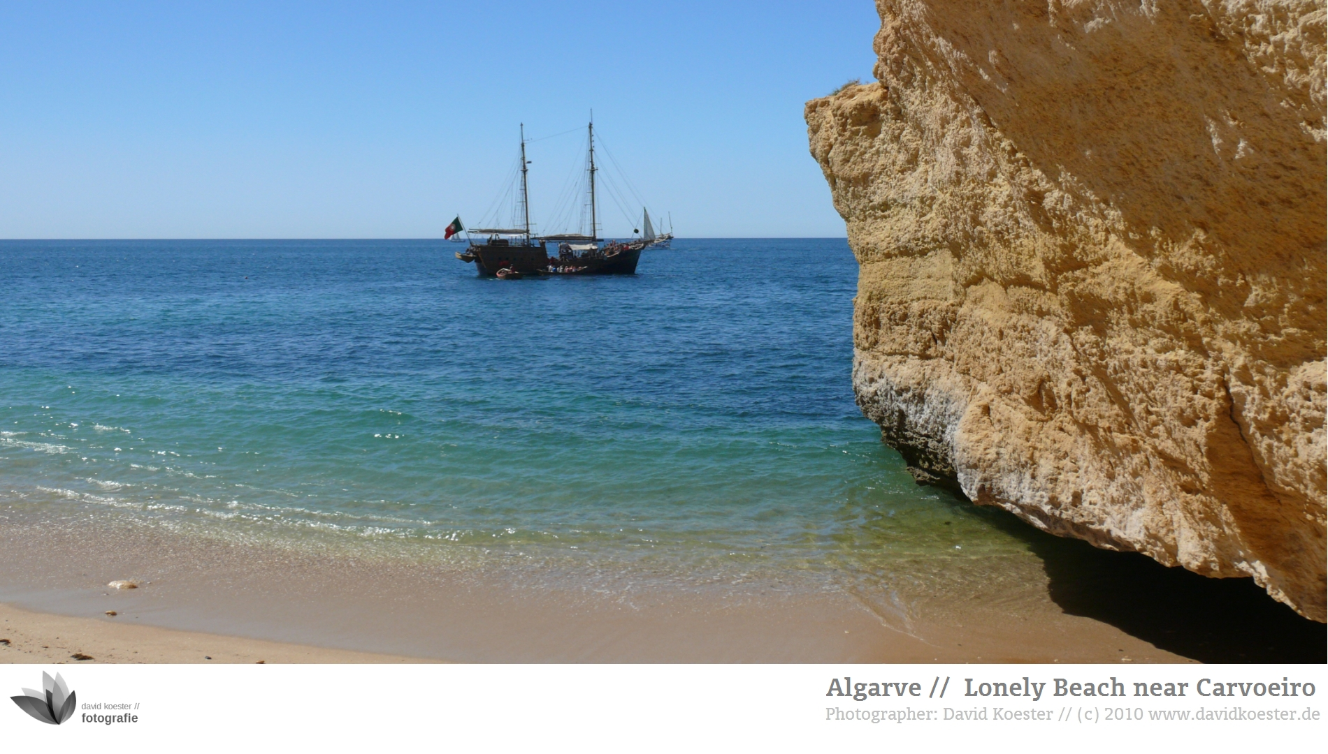wallpaper algarve 1 traumstrand in der n he von carvoeiro 1900x1080