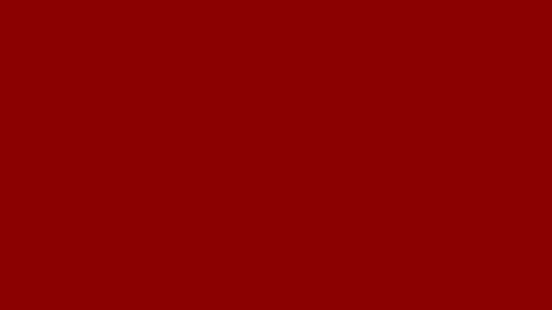 1920x1080 resolution Dark Red solid color background view and 1920x1080