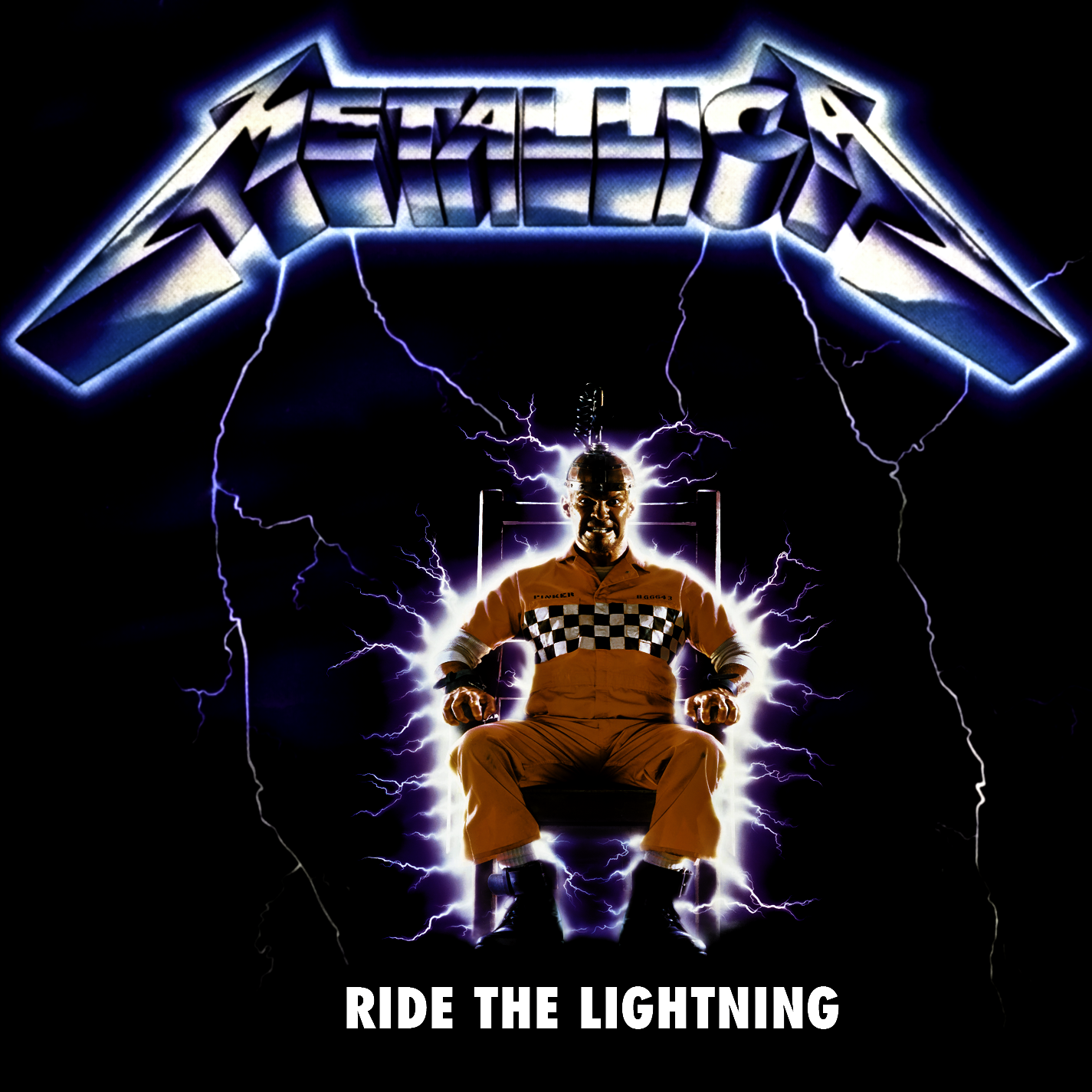 Metallica Ride The Lightning Wallpaper Download cd metallica ride the 1425x1425