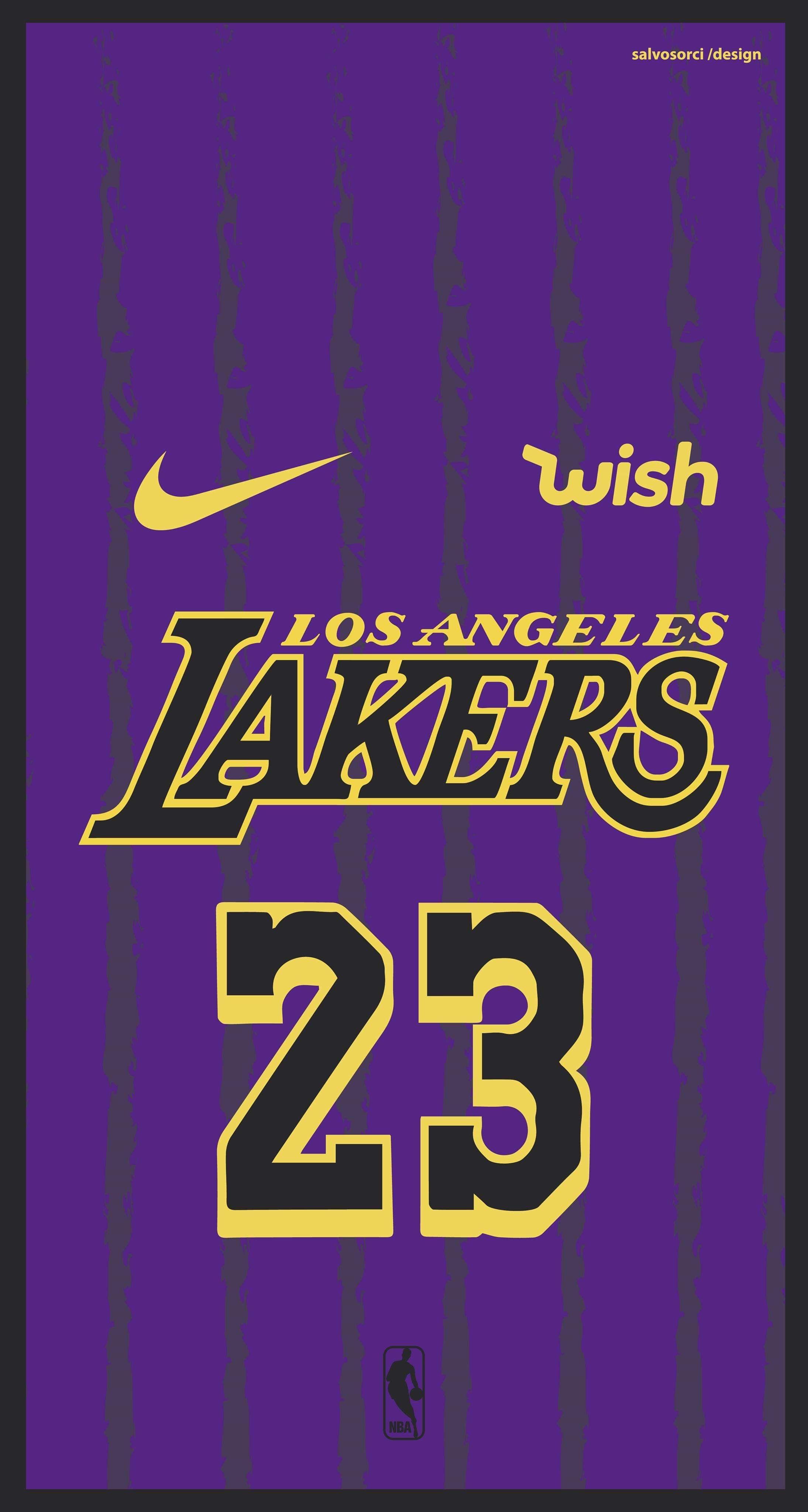 LOS ANGELES LAKERS NBA LeBron James