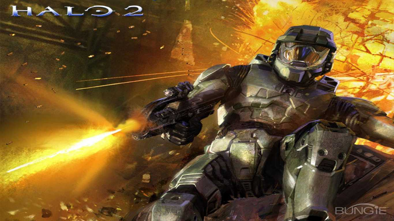 Halo Wallpaper 1366x768 - WallpaperSafari