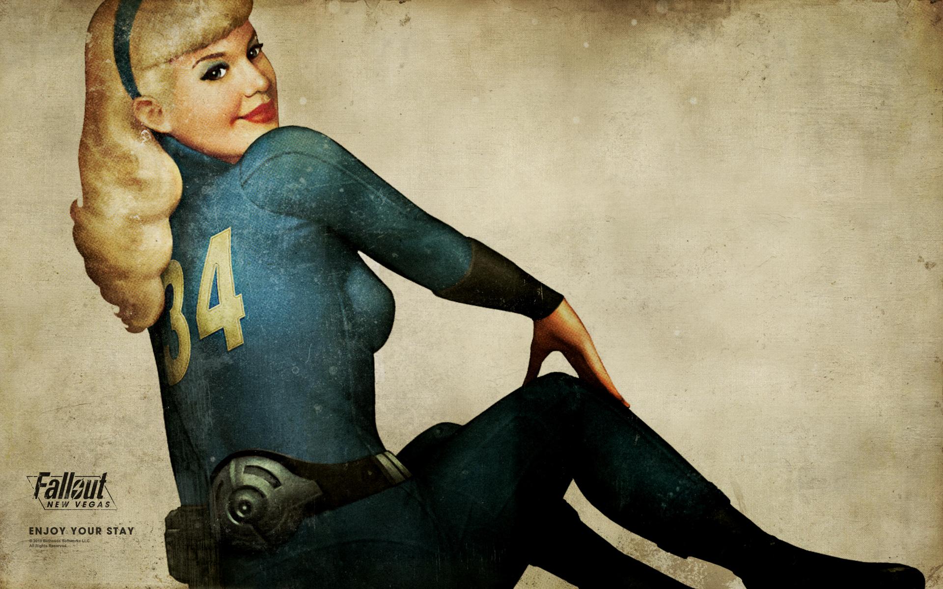 Fallout sexy