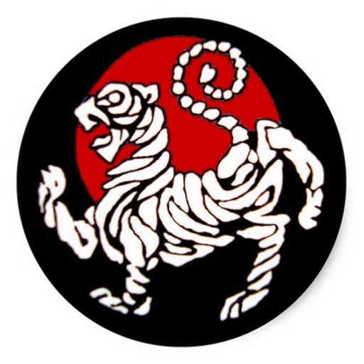 Shotokan karate background