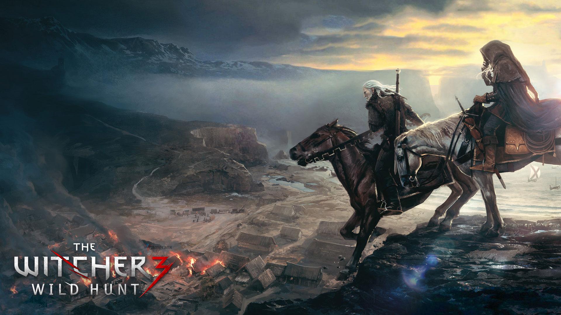 The Witcher 3 Wallpaper HD - WallpaperSafari