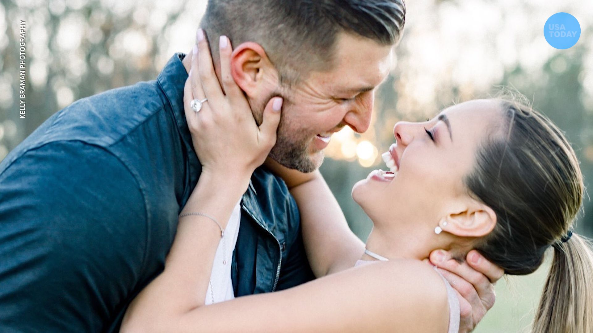 Tim Tebow engaged to former Miss Universe Demi Leigh Nel Peters 1920x1080