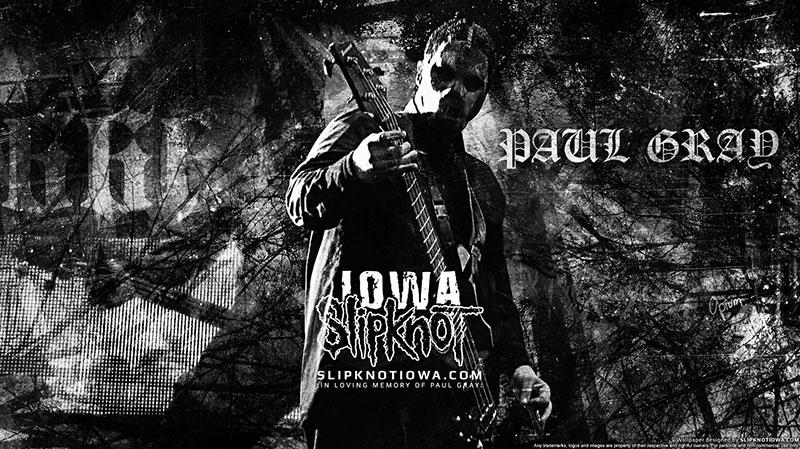 New Paul Gray Slipknot Wallpaper   SlipknotIowacom   SlipknotIowacom 800x449