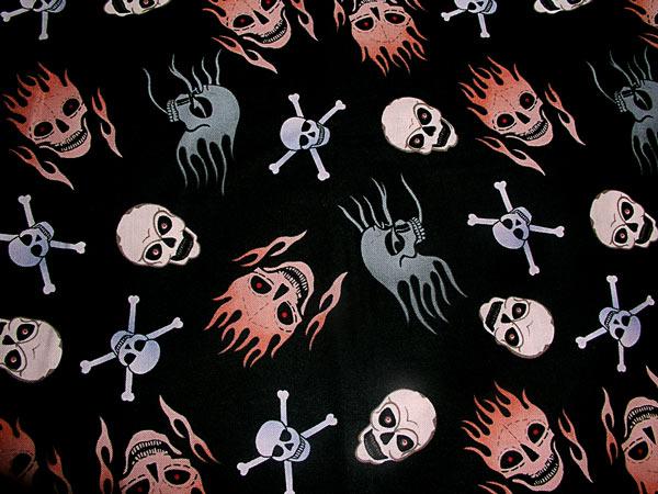 Skulls Background 600x450
