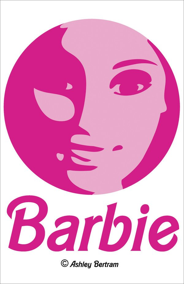 Download Barbie Cake Images : Barbie Logo Wallpaper - WallpaperSafari