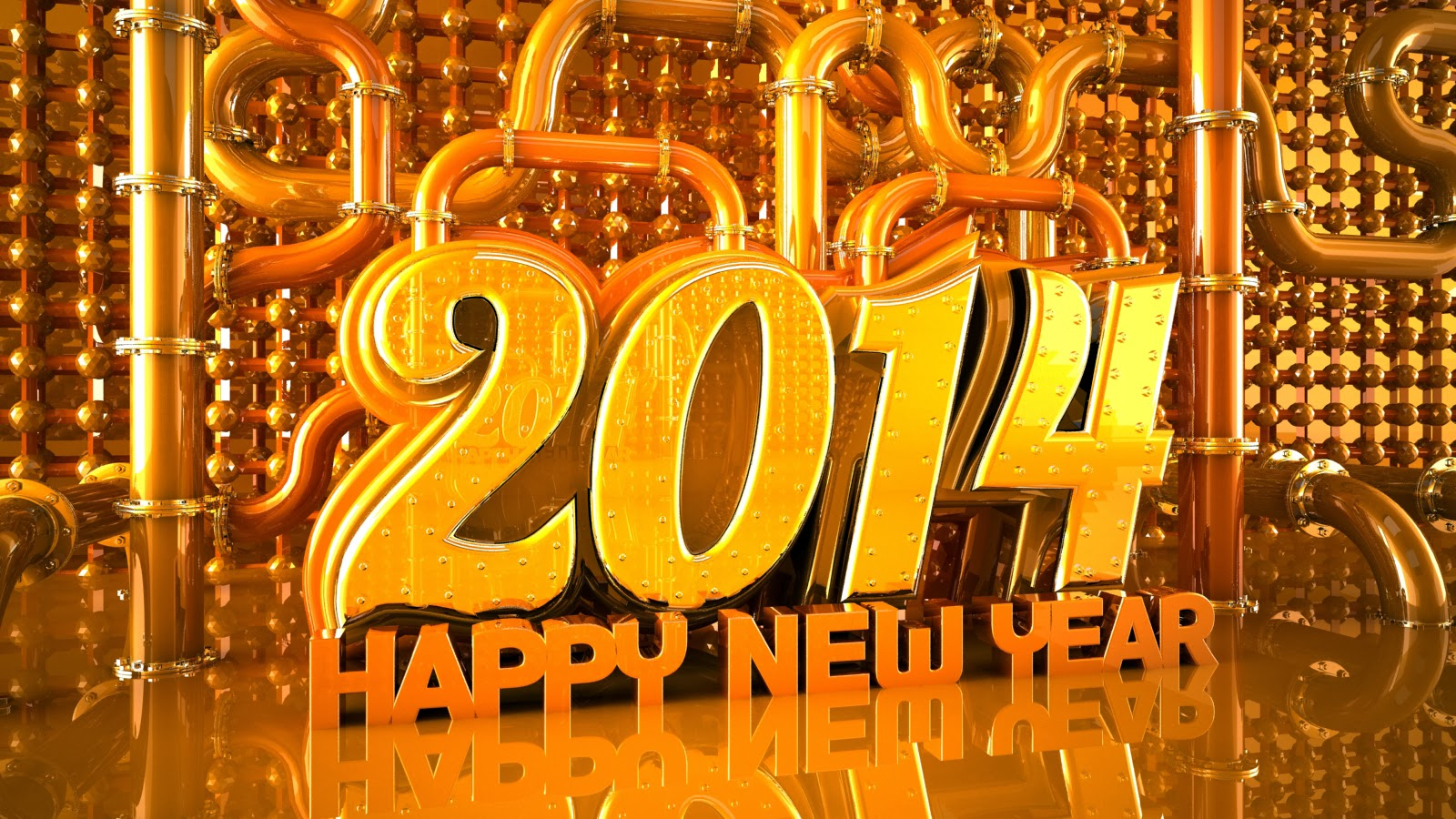 happy new year 2014 screensavers download 1600x900