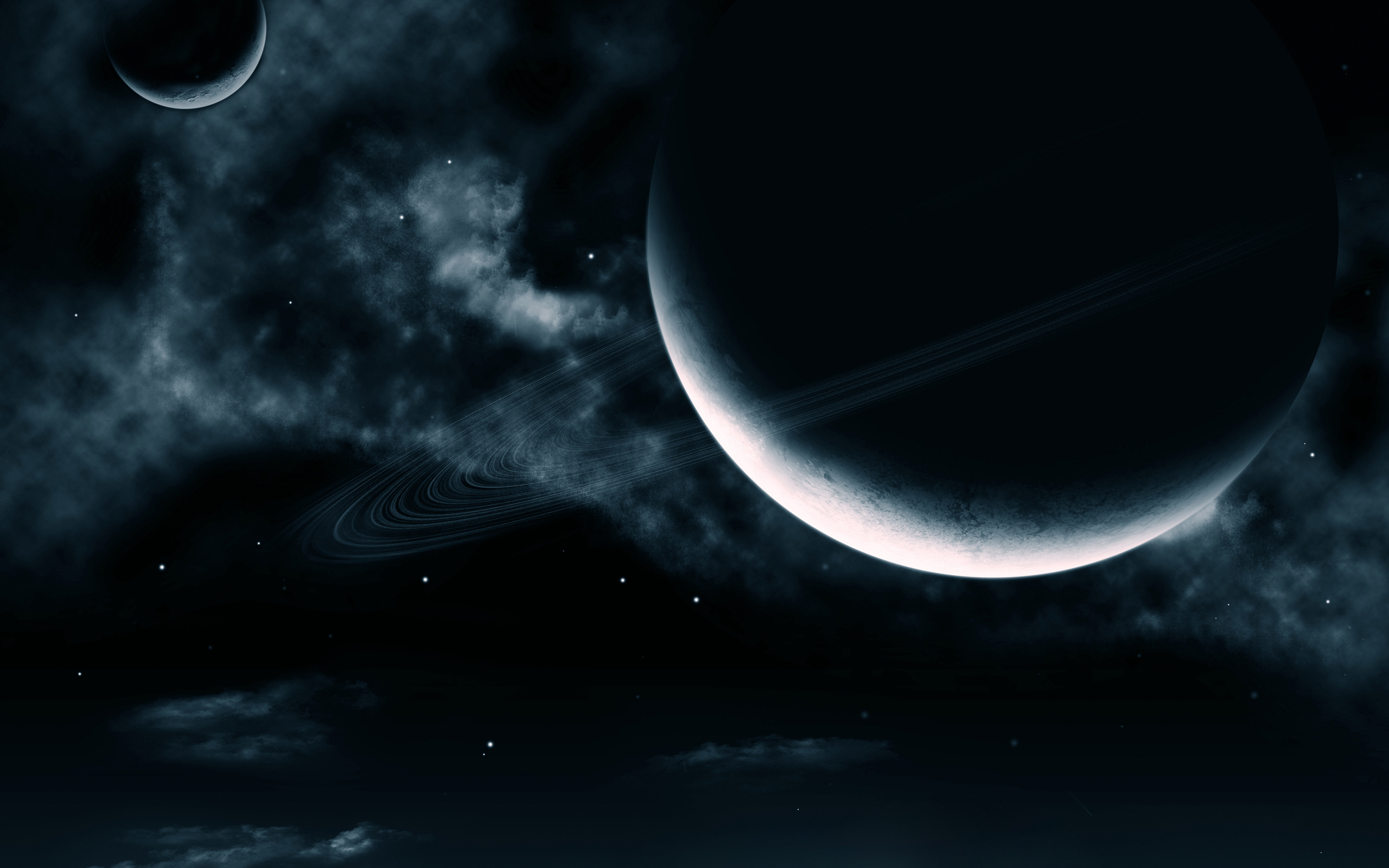 Dark space wallpaper wallpapersafari - Dark space hd ...