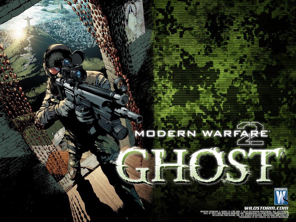 Call Of Duty Modern Warfare 2 Wallpaper Ghost 5679 Hd Wallpapers in ...