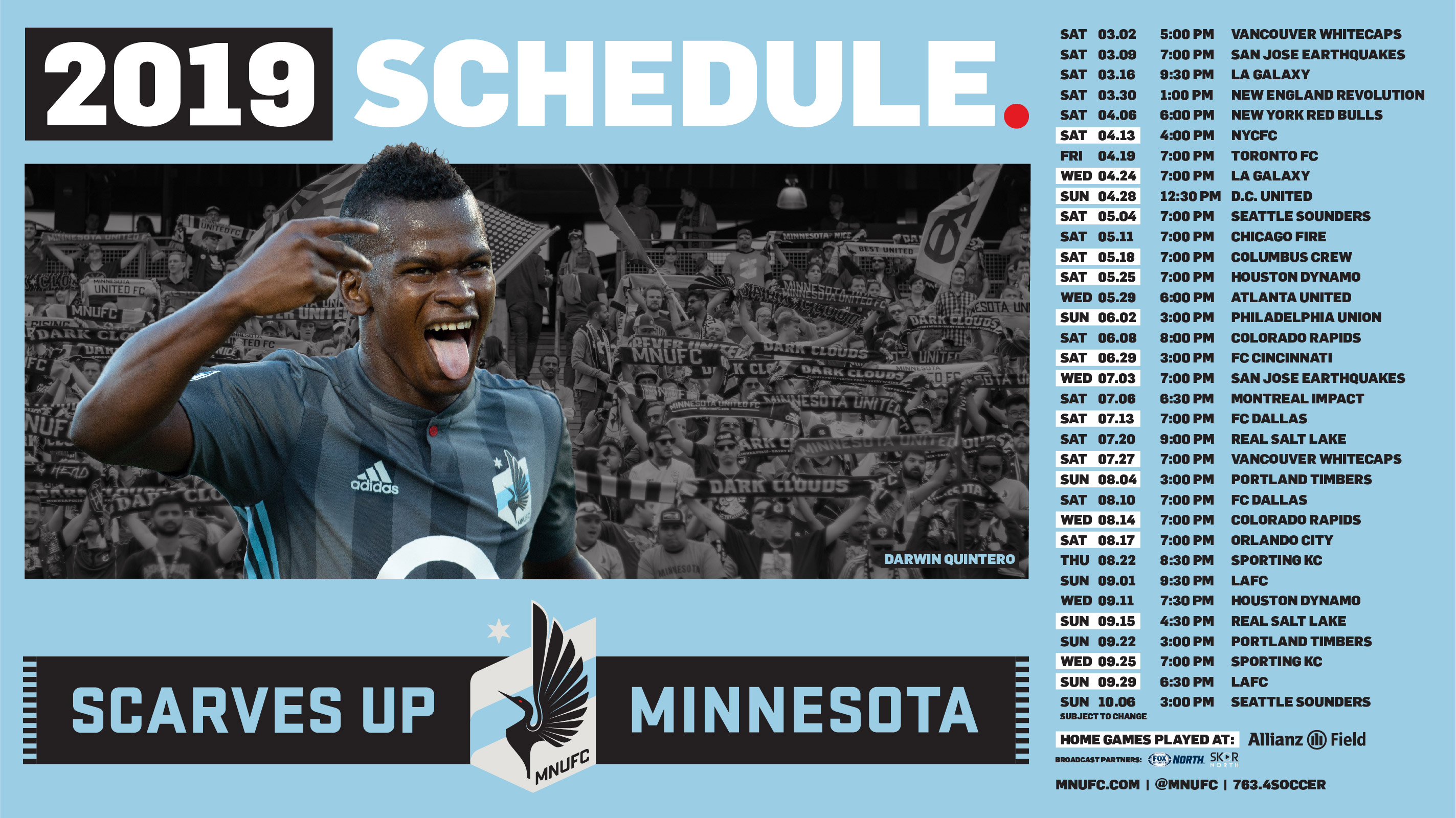 Fans Wallpapers Minnesota United FC 2847x1600