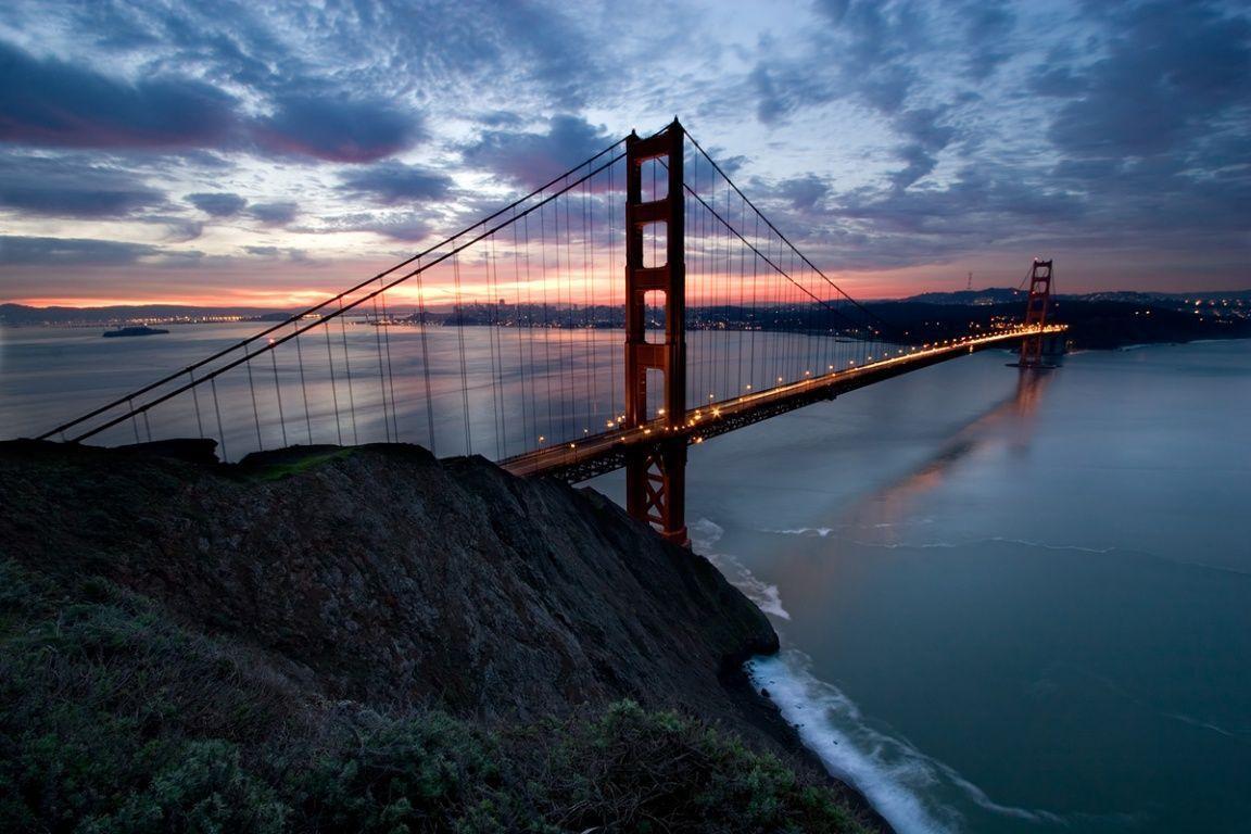 San Francisco Wallpapers HD 1152x768