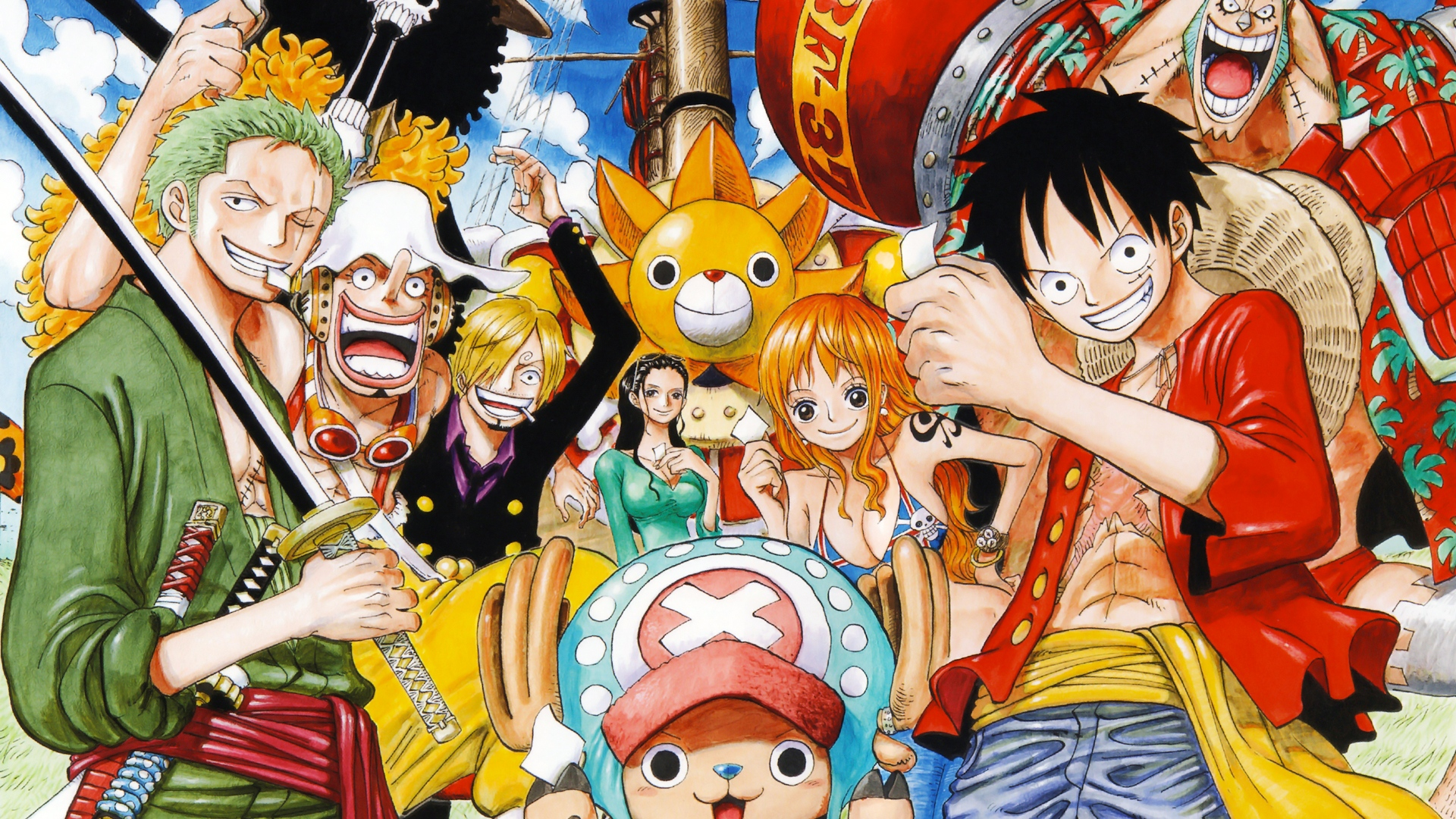 <b>One Piece Wallpaper Desktop</b> - WallpaperSafari