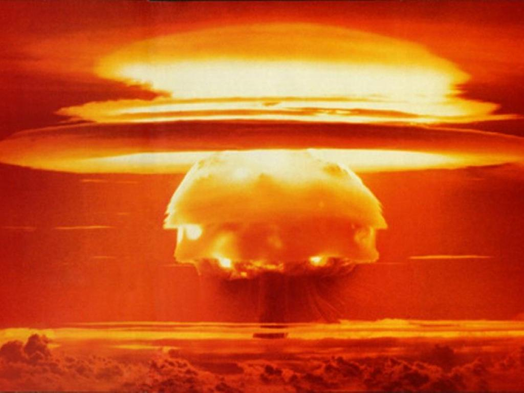 Atomic Bomb Wallpaper HD - WallpaperSafari