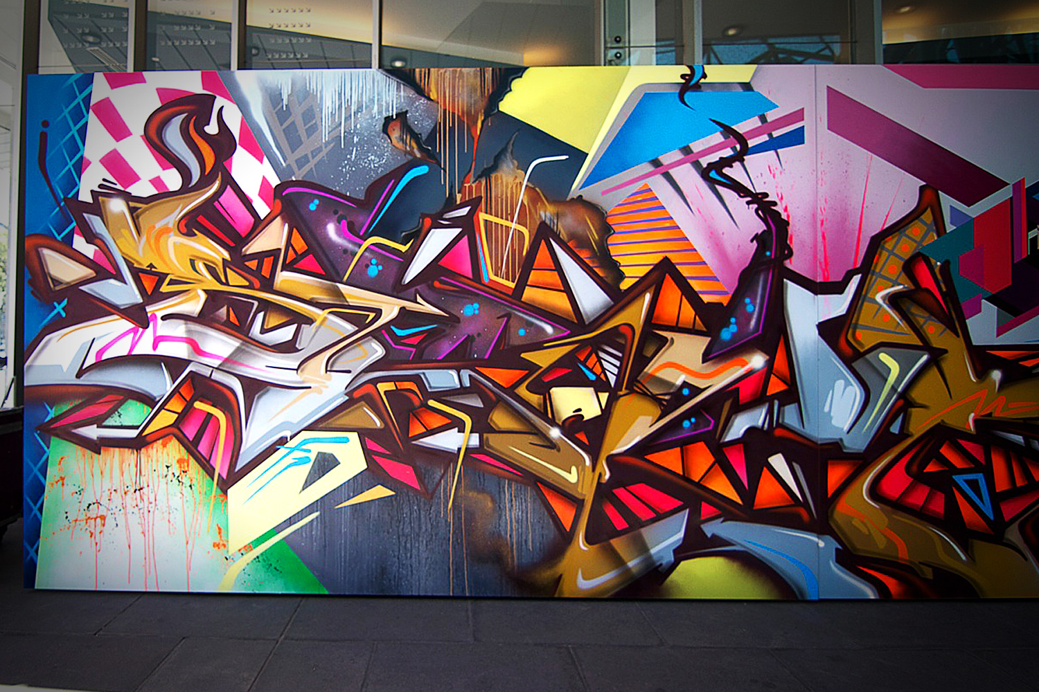 Graffiti Wall Art Best Graffitianz 1500x1000