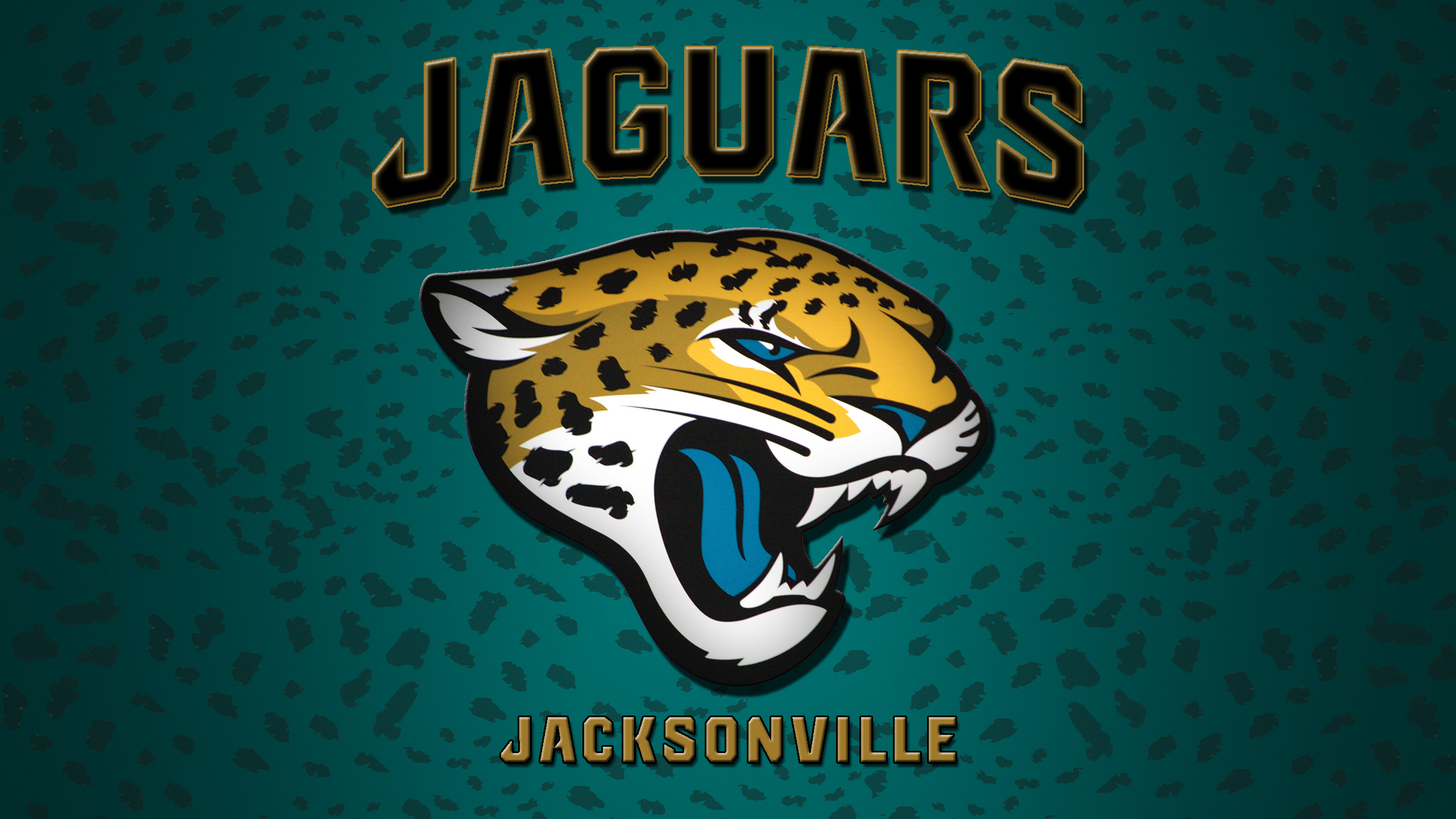 jacksonville jaguars by beaware8 fan art wallpaper other 2014 2015 2560x1440