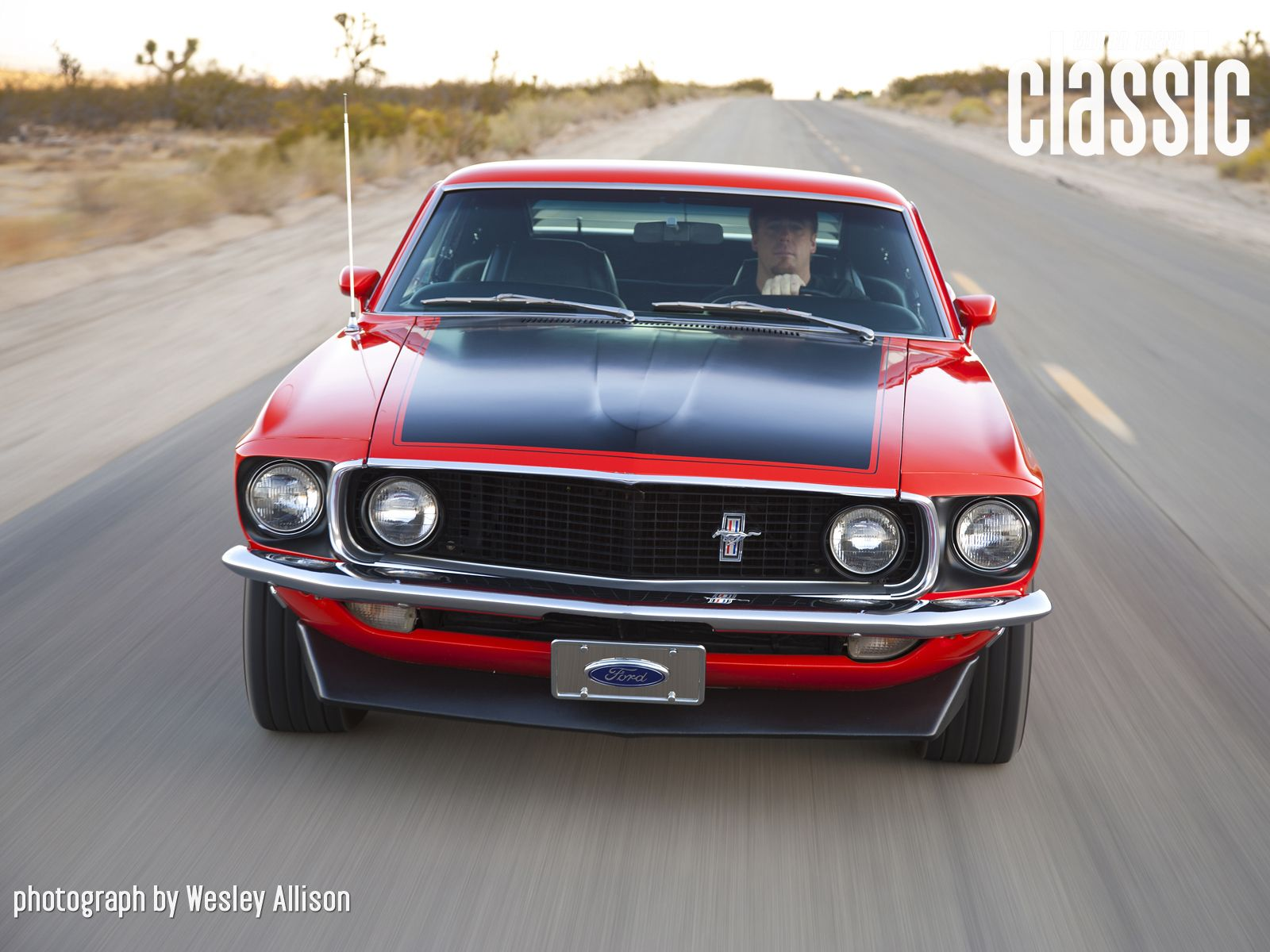 1969 Ford Mustang Boss 302 Wallpaper Gallery   Motor Trend Classic 1600x1200