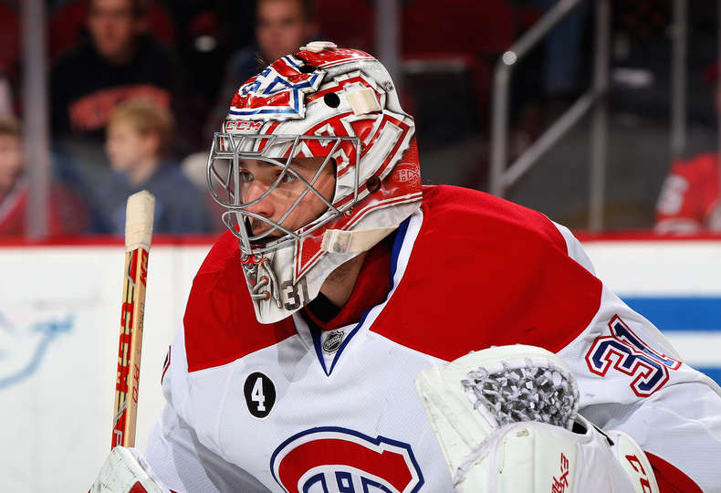 Carey Price 2015 carey price not all leaders wear letters all habs 790x540