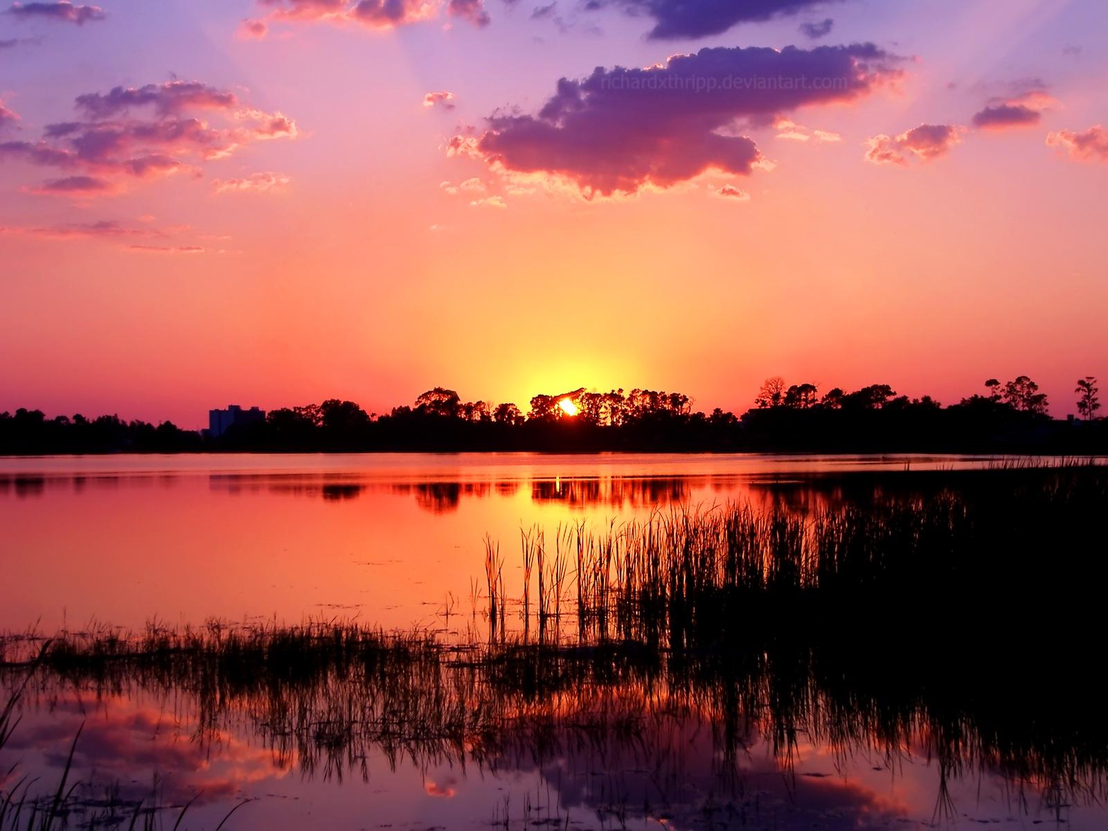 sunset Desktop Wallpapers 1600x1200