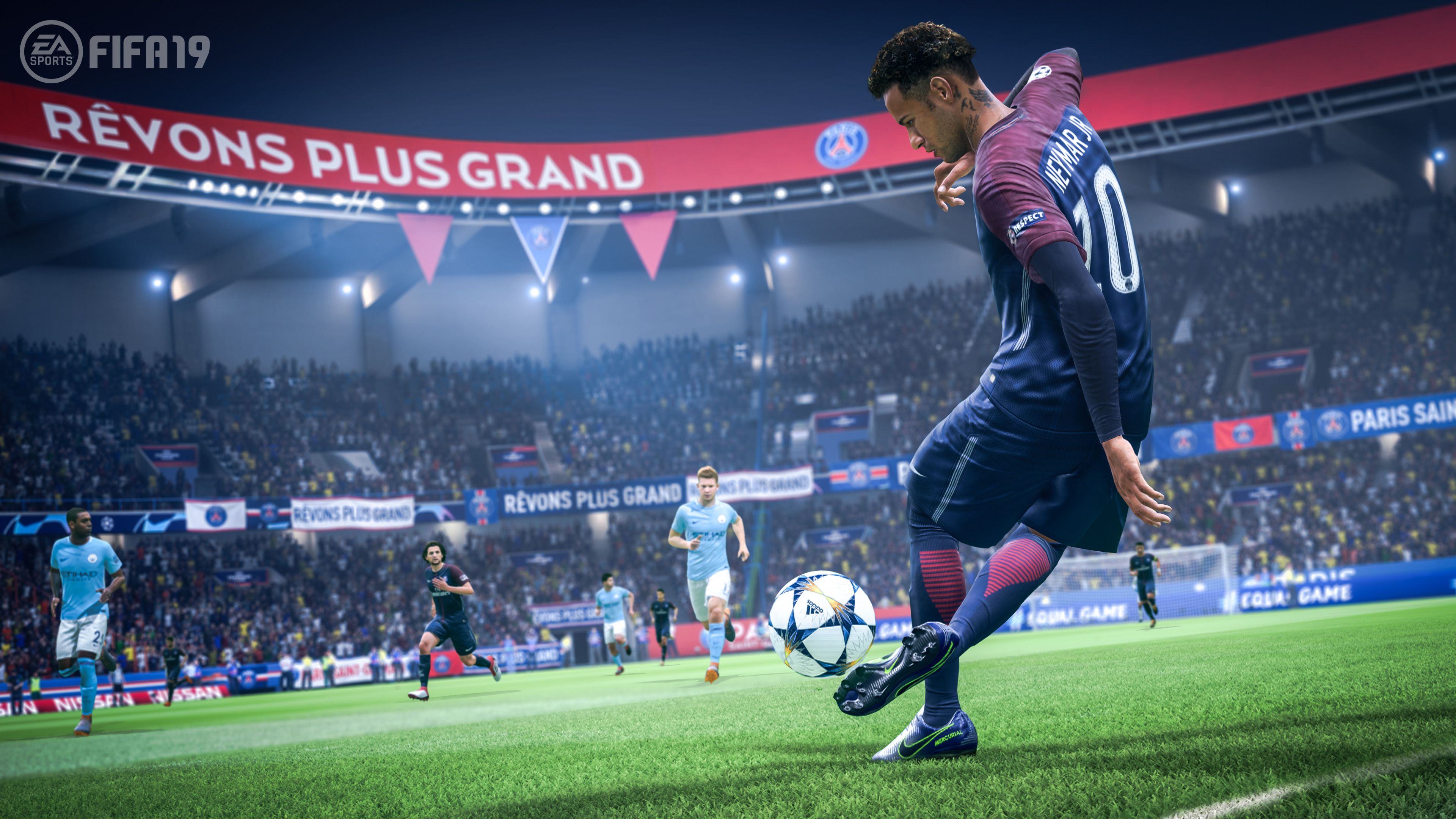 Fifa 19 Wallpapers   Top Fifa 19 Backgrounds   WallpaperAccess 3840x2160