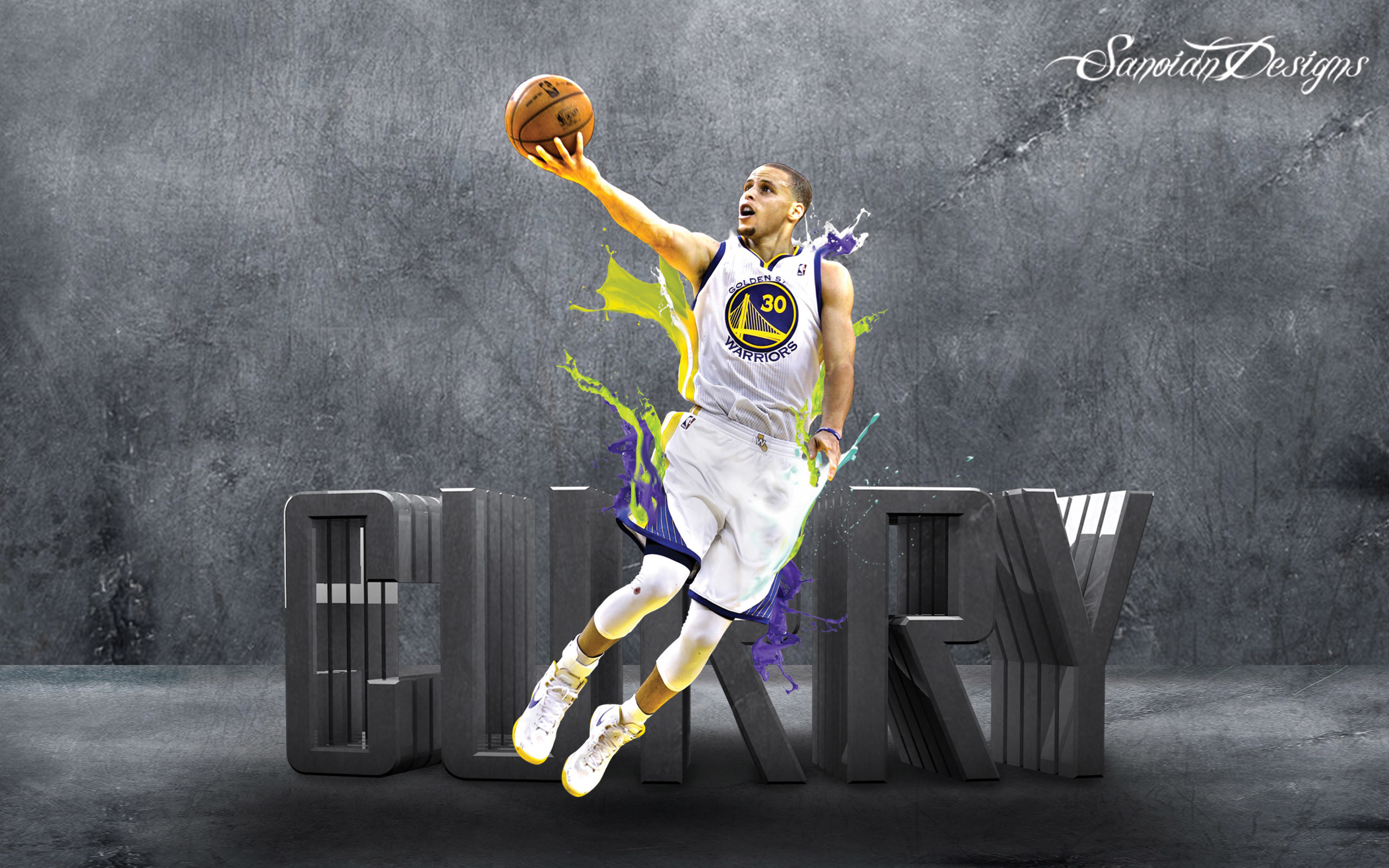 Stephen Curry Wallpaper HD 73 images 2560x1600