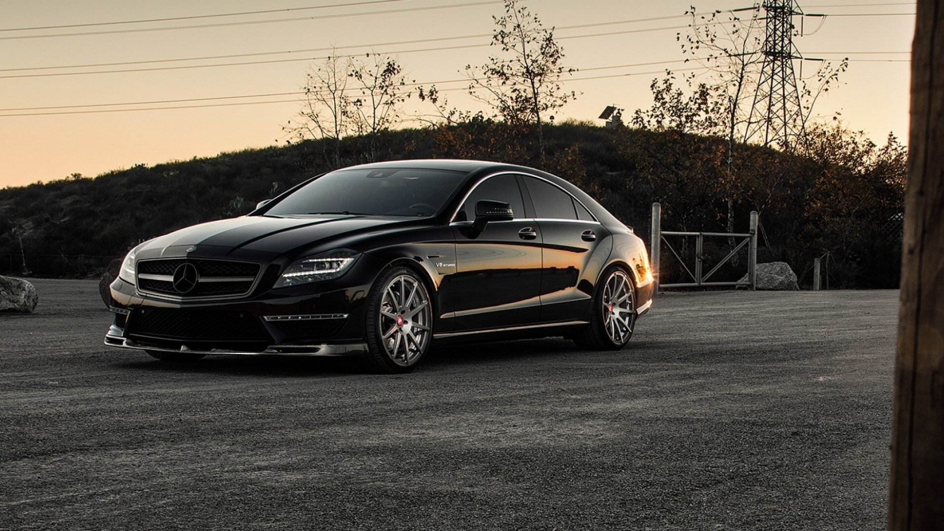 95+ Mercedes Clase CLS Wallpapers on WallpaperSafari