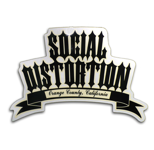 Social Distortion Sticker   Rewards Store Swagbucks 514x500