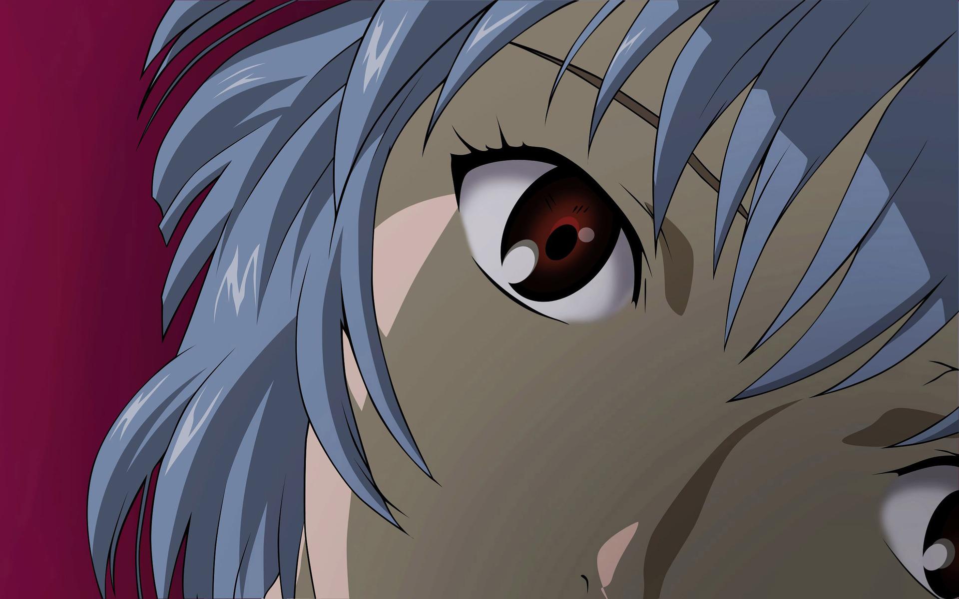 Free download Rei Ayanami Neon Genesis Evangelion HD ...