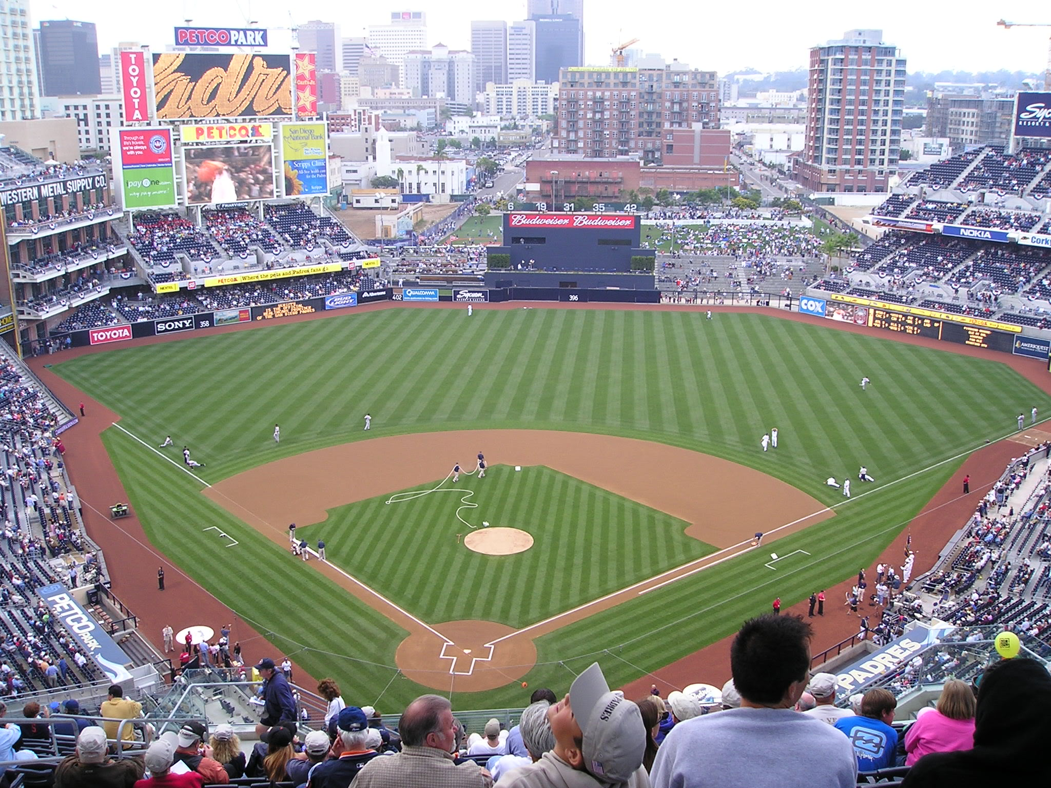 Petco Park San Diego Graphics Pictures Images for Myspace Layouts 2048x1536
