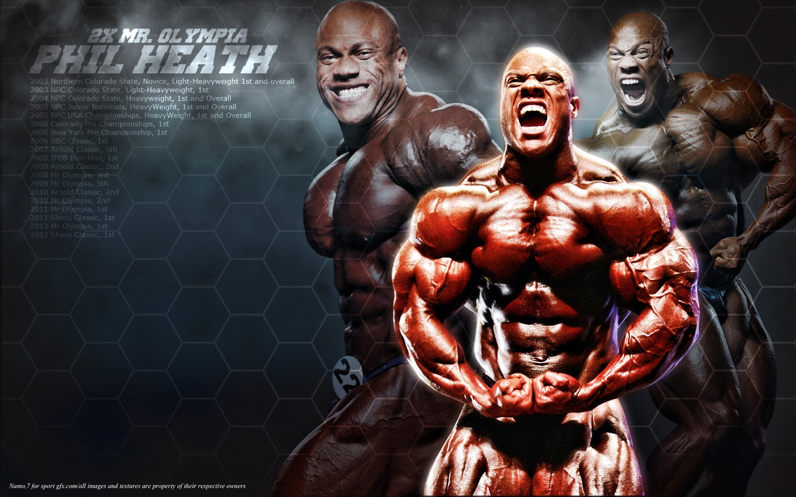 Phil Heath mr Olympia HD Wallpapers 2013 All About HD 1600x1000