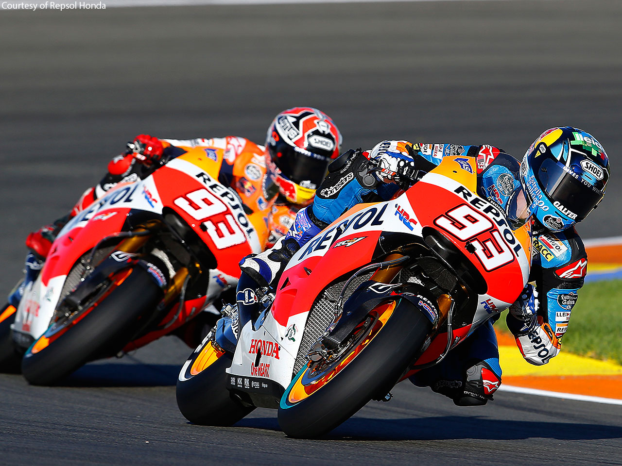 Wallpaper Moto GP 2015