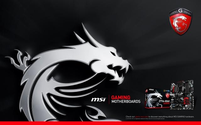 MSI Gaming Series 640x400